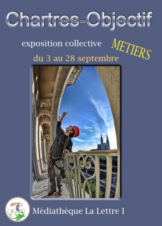 Expo photo Métiers à Saint-George-sur-Eure