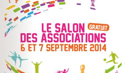 Chartres Objectif présent au salon des associations de Chartres 2014