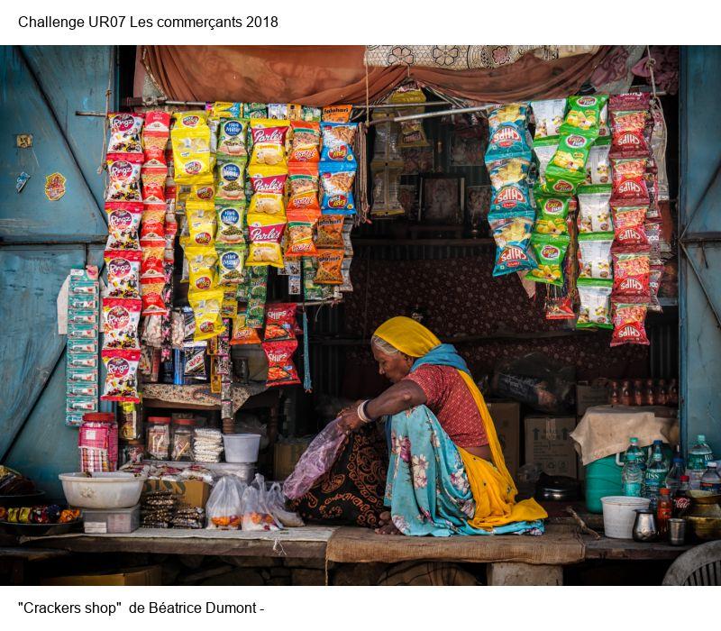 Résultats challenge UR : «les commerçants»