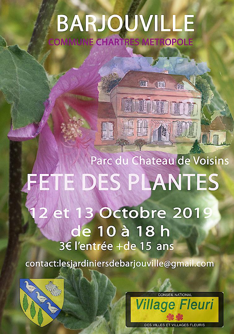 Michel ANDRIEUX expose au Château de Voisins