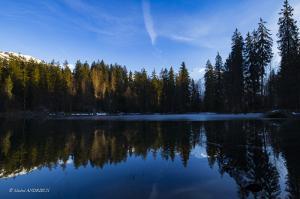 70-Le lac Vert Plateau d'ASSY