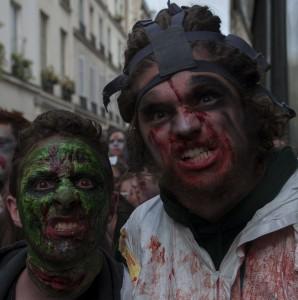 Zombie Walk 2013 5