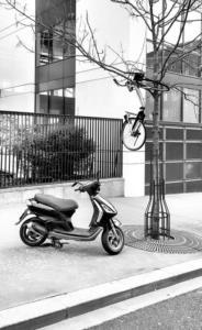 212ème Parking   - Sandrine Criaud