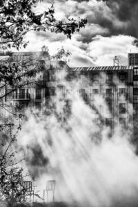 Sébastien VIDY - Brumes parisiennes