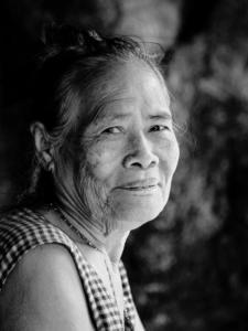 113 Florent  Poulain Femme Khmer