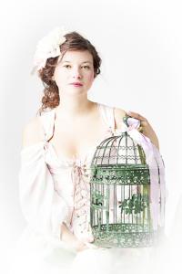 Florent POULAIN  -  cage aux oiseaux