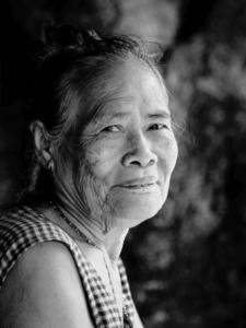POULAIN Florent - Femme khmer