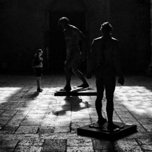 526 Matthias Duvivier - Statues