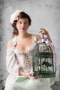 133 Florent  Poulain - Cage aux Oiseaux