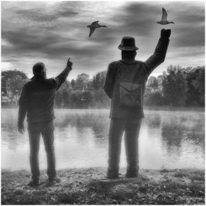 162 Roger Lasbareilles - Quand passent les canards