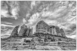 687 - André Petitdemange  - cathedral rock