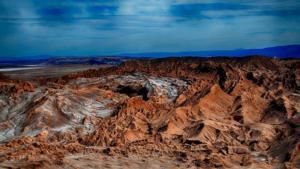 926 Vallée de la mort Atacama  - Marc Lec' Hvien