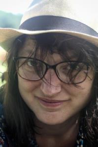 Séverine Amy (Trésorière)