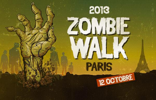 La Zombie Walk 2013