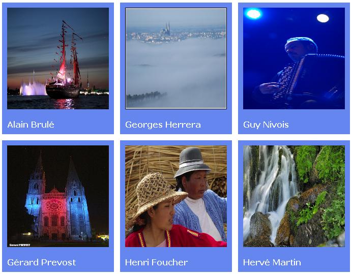 Bienvenue sur le site du club photo Chartres Objectif