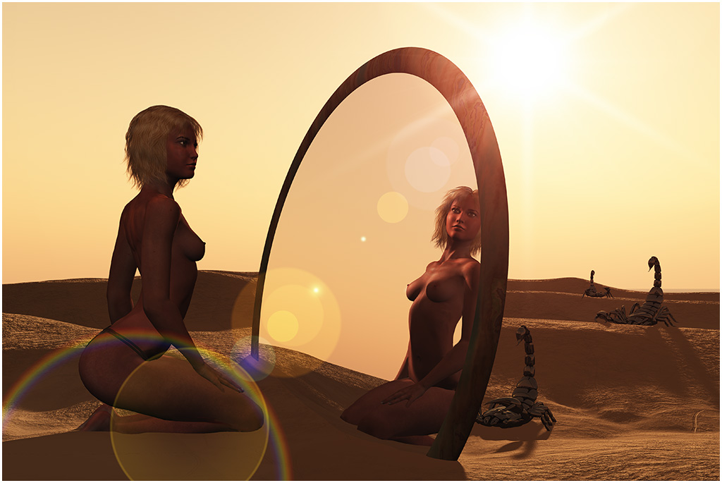 Résultats du Thème «Derrière le miroir»