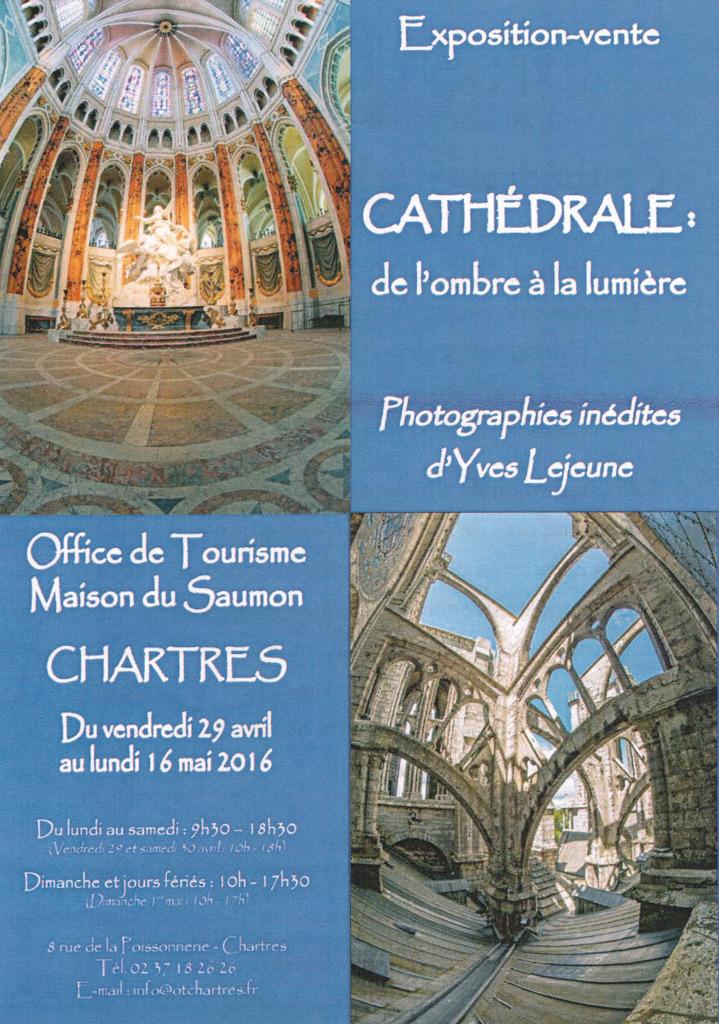 Cathédrale, de l'ombre à la lumière