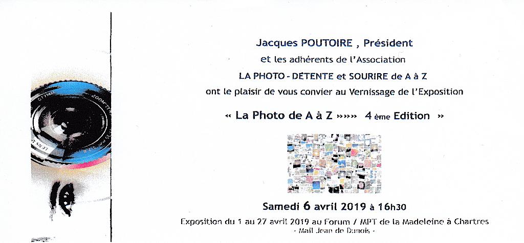 Exposition de Michel Laval et Roger Lasbareilles au forum de la Madeleine