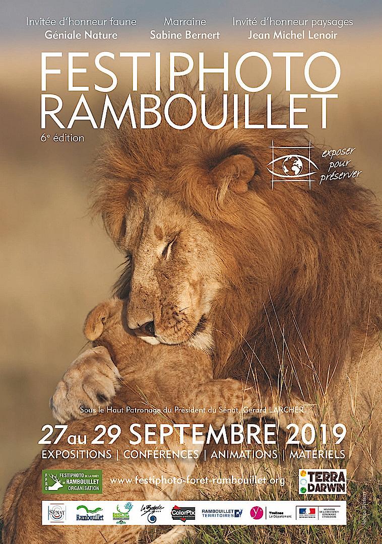 Sandrine CRIAUD expose lors de Festiphoto Rambouillet