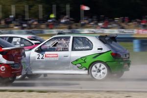 Sortie - Rallycross de Dreux