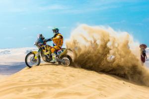 604 - André Martchenko : Marchand de sable