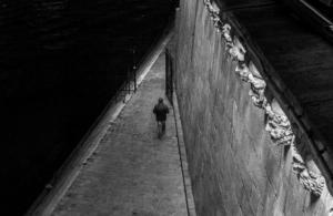 186 Séverine Amy  - Déambulation nocturne