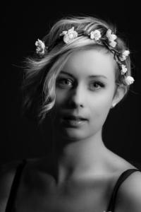 039 Florent  Poulain Jessica et les fleurs