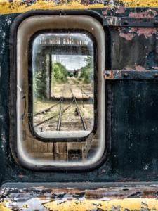 Béatrice DUMONT  - Fenêtres sur rails