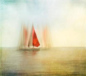 DUMONT Béatrice - La voile rouge