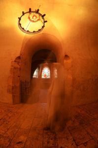 091 Marc Lec' Hvien - Dans la crypte