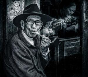 151-Béatrice-Dumont-Le-fumeur-de-Dali