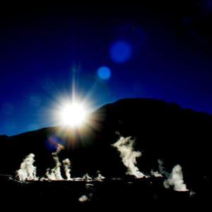 119 Marc Lec' Hvien - Geysers d'Atacama