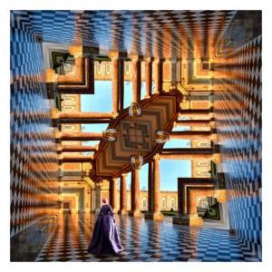 006 Roger Lasbareilles - Déambulation dans le Grand Trianon