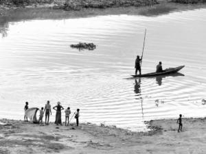 023 Christophe Penicaud - Fin de journée sur le fleuve