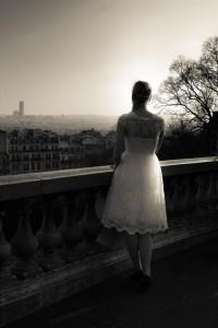 498 - Séverine Amy  : Just married