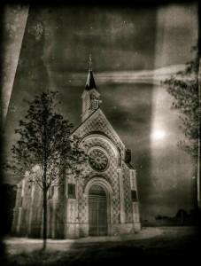 Christian Georget : La Chapelle de Saint Valery