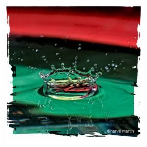 Hervé MARTIN : splash